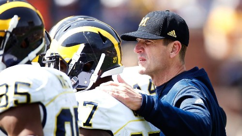 Excerpt: 'Endzone: The Rise, Fall and Return of Michigan Football'