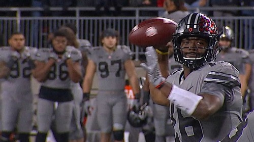 Inside the play: J.T. Barrett caps magical performance with game-winning TD