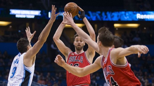 Bulls' recent play has been embarrassing in lost season