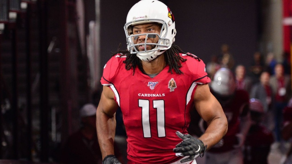 Arizona Cardinals add WR Larry Fitzgerald to reserve/COVID-19 list