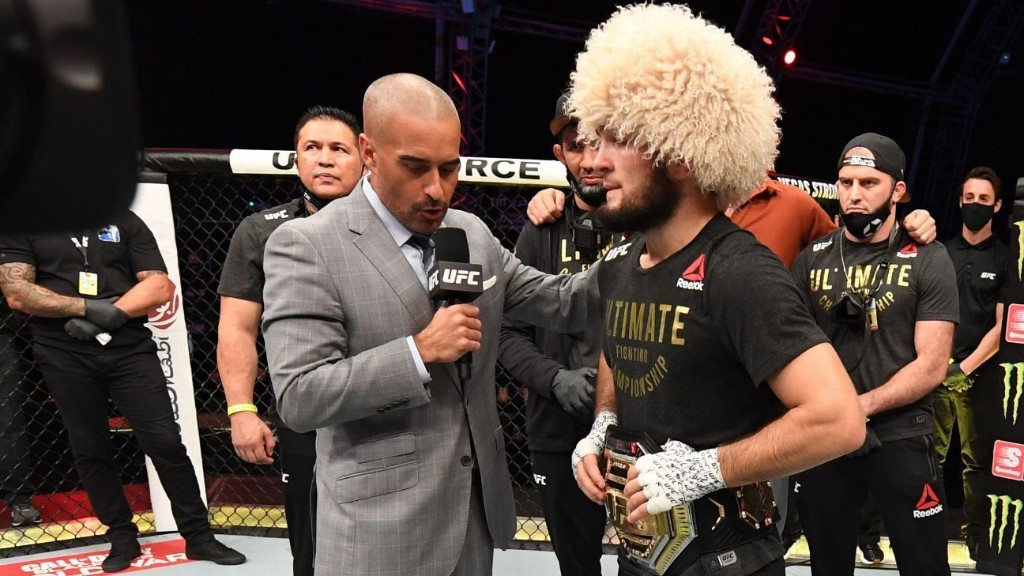 MMA pound-for-pound rankings: It's unanimous -- Khabib is unsurpassed