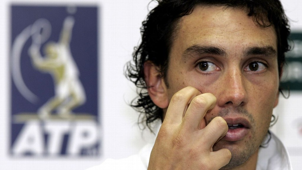 Retired Puerta admits lying to CAS about doping