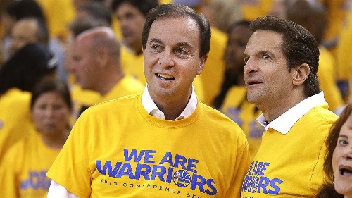 Warriors owner: Kerr an upgrade over Jackson