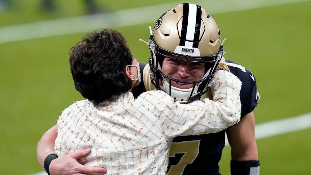Inside the unlikely 30-year journey to 1-0 for Saints' Taysom Hill