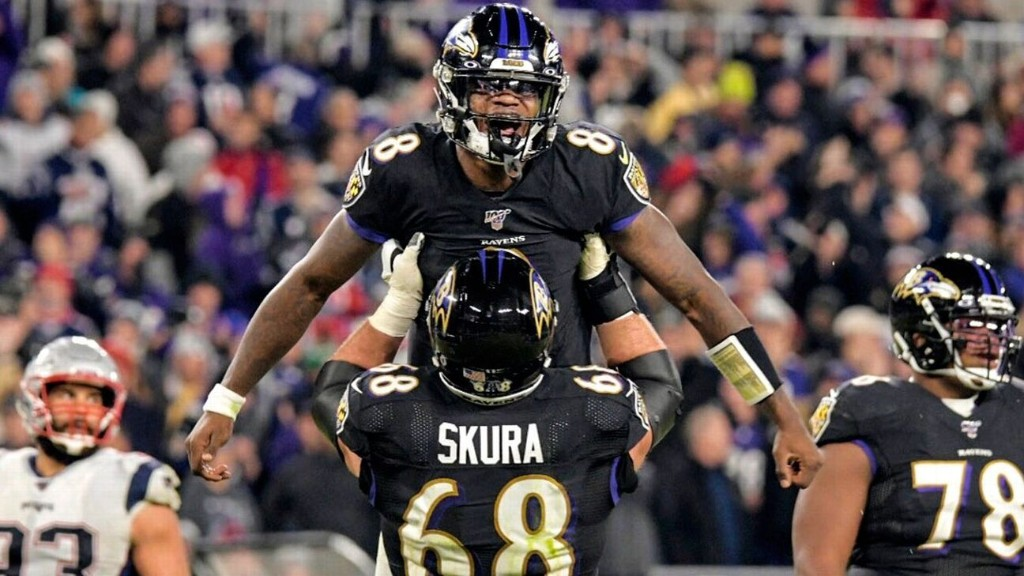 16-0? Analytics and oddsmakers say Ravens on path to perfection
