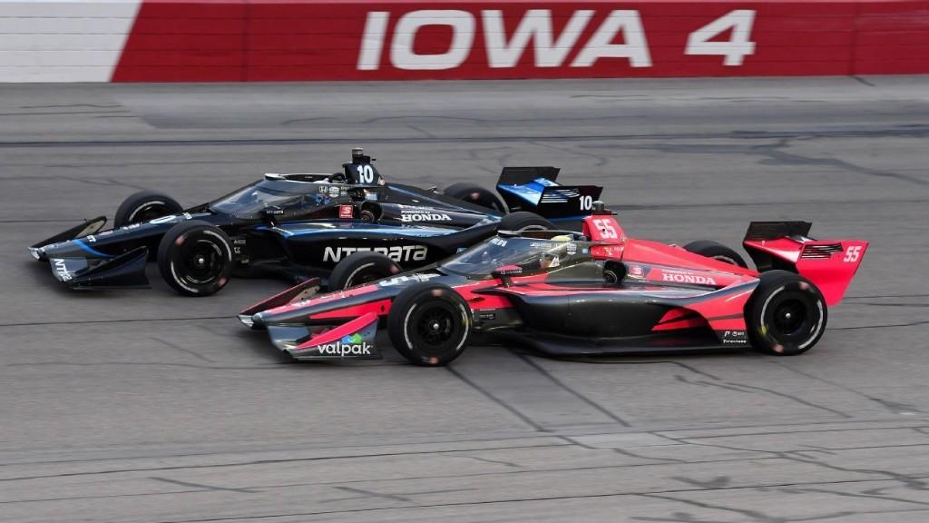 IndyCar's Felix Rosenqvist joins Arrow McLaren SP, Alex Palou moves to Chip Ganassi Racing