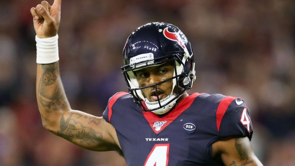Deshaun Watson rallies Texans to 16-point comeback win over Bills