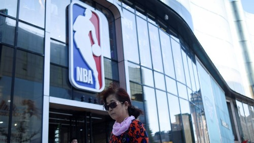 NBA cancels media availability for rest of China trip