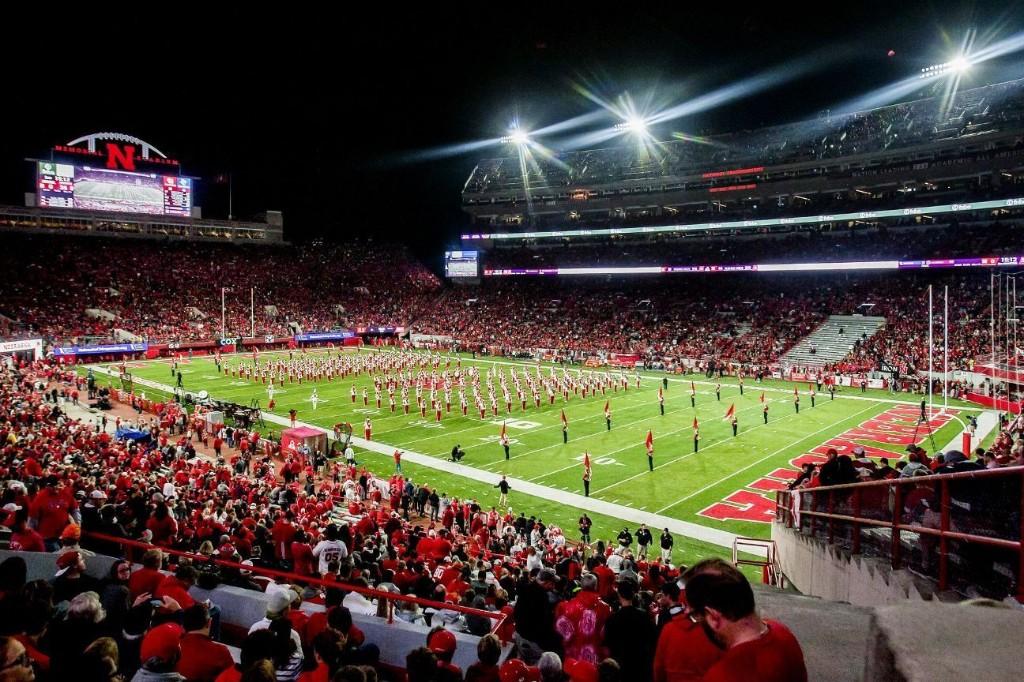 Eight Nebraska football players sue Big Ten over decision to postpone season