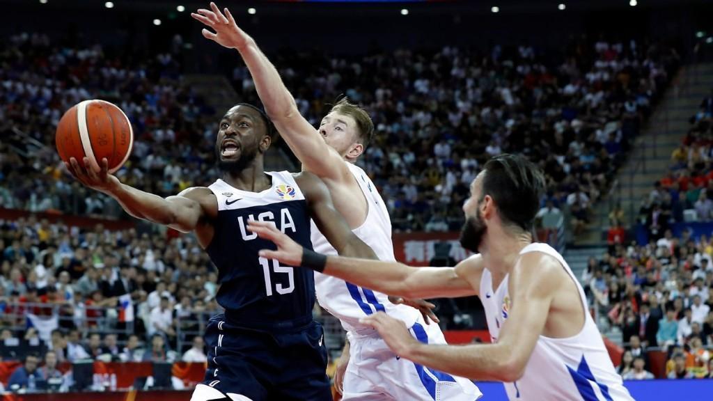 Walker, Tatum pace Team USA in FIBA victory