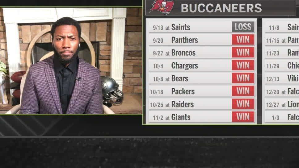 Predicting the Bucs' record for the 2020 season - ESPN Video
