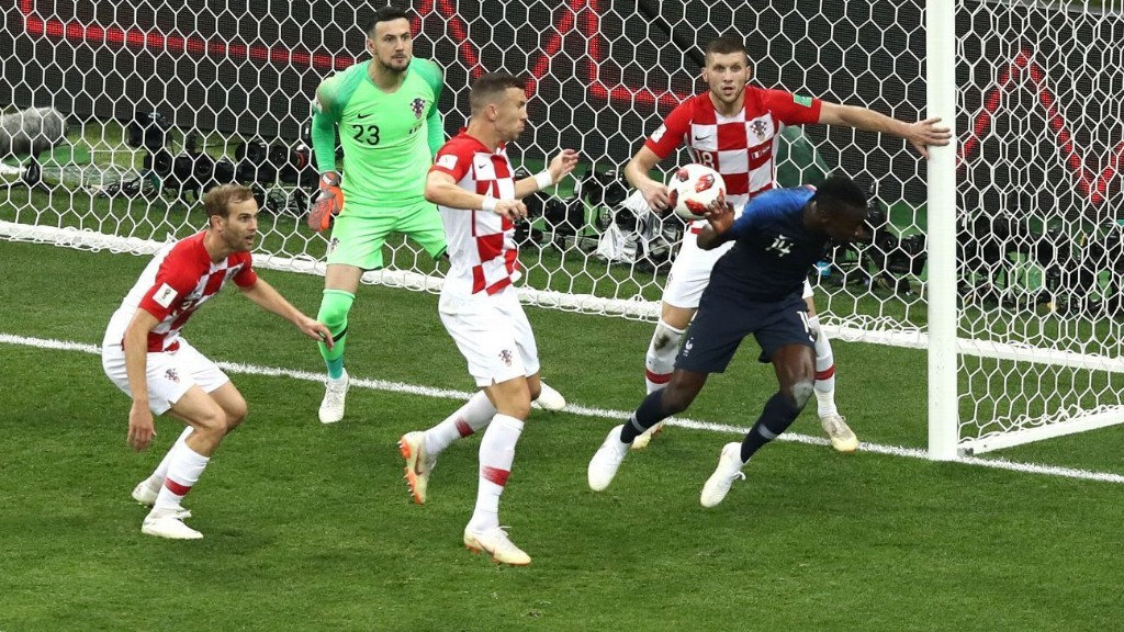 Croatia boss: 'You don't give a penalty like that'