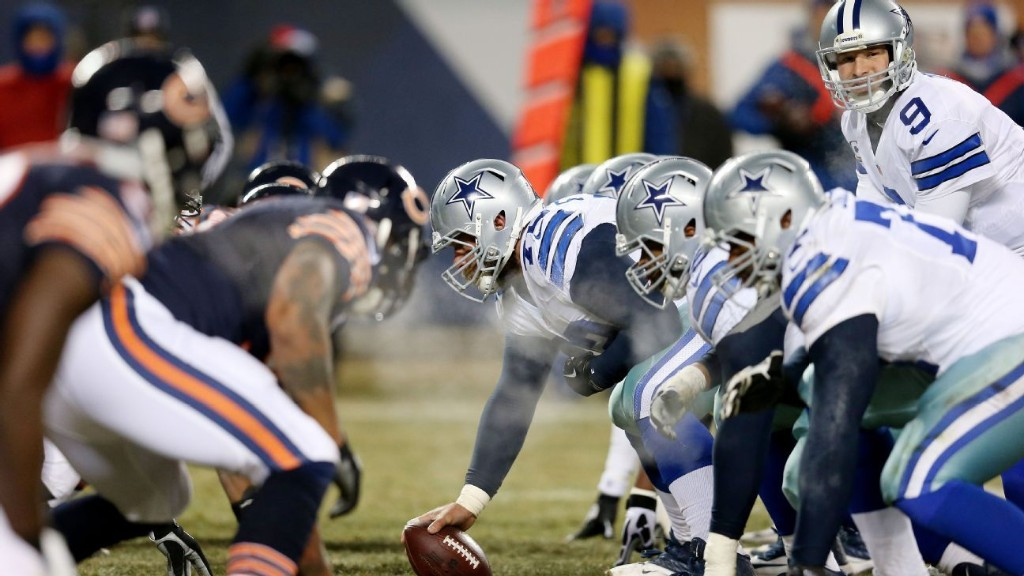 Crunchy mouthpieces, frozen gloves: Cowboys' 2013 trip to Chicago