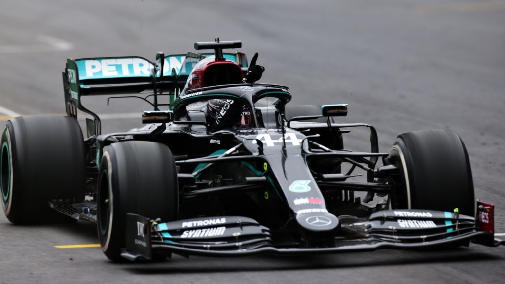 Hamilton moves past Schumacher with 92nd win