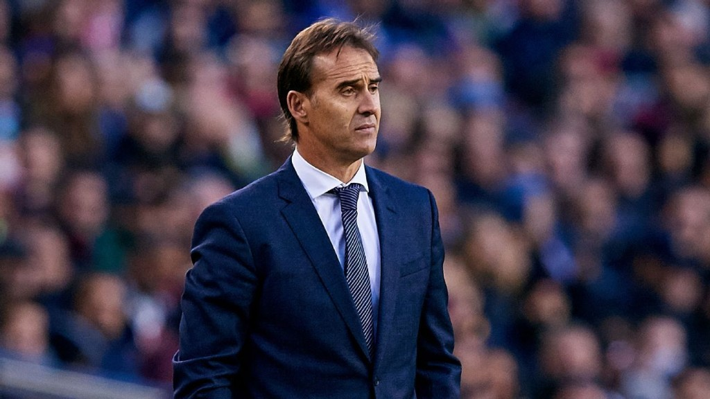 Lopetegui appointed as new Sevilla coach