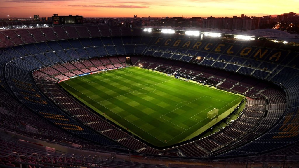 Source: Barca agree to furlough staff due to virus