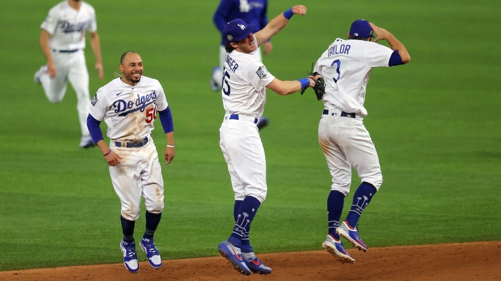 World Series 2020: Champs! The best Dodgers team ever ends L.A.'s 32-year title drought