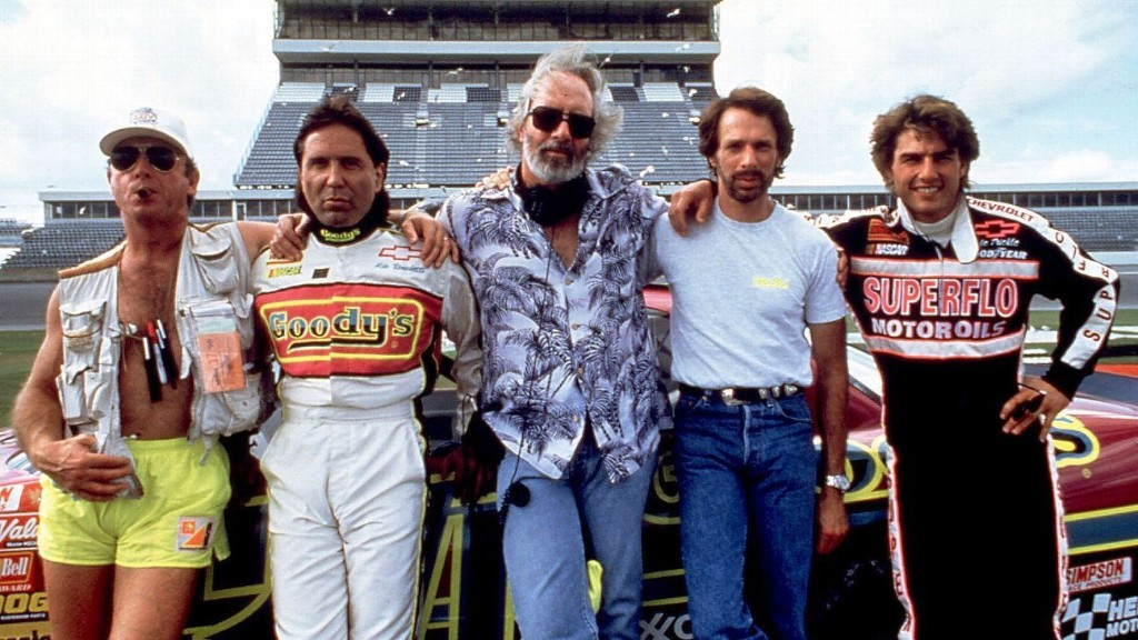 NASCAR and Hollywood were never the same after 'Days of Thunder'