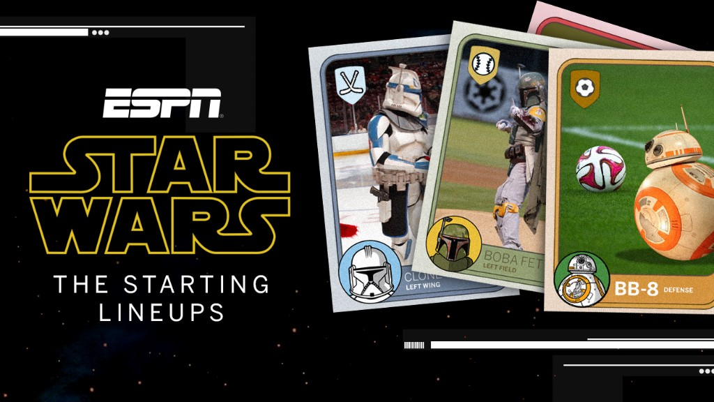 Star Wars: The Starting Lineups