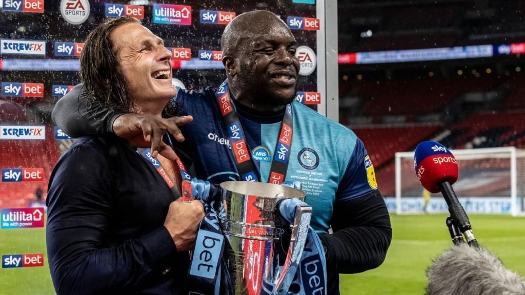 Liverpool boss Klopp sends Akinfenwa congratulations after incredible postmatch interview