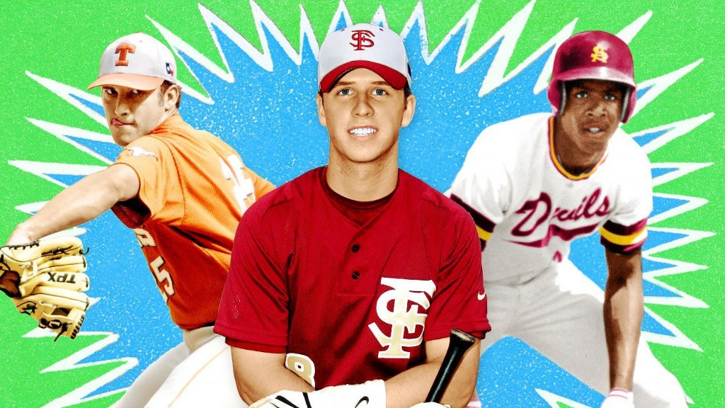 Barry Bonds, Alex Bregman voted to ESPN's greatest all-time college baseball team