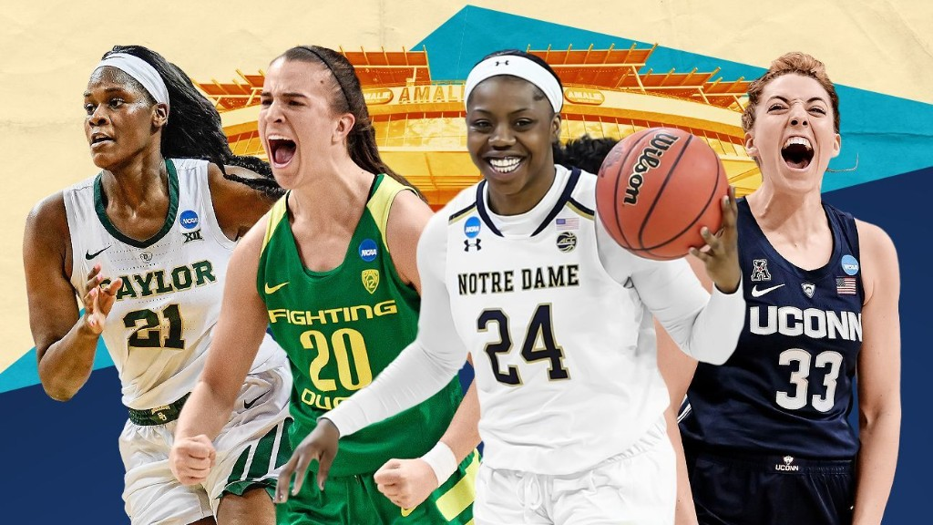 Women's Final Four primer: What to watch for in Baylor-Oregon and Notre Dame-UConn