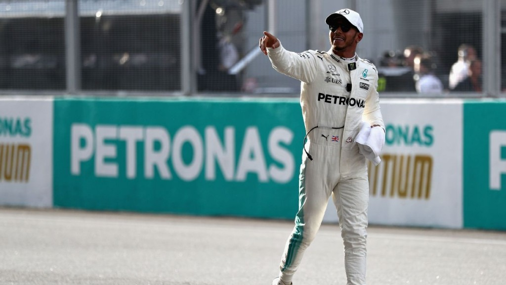Lewis Hamilton surprised himself with Malaysia pole lap