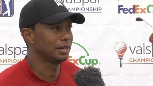 Fellow pros, sports stars weigh in on Tiger Woods' big week at Valspar