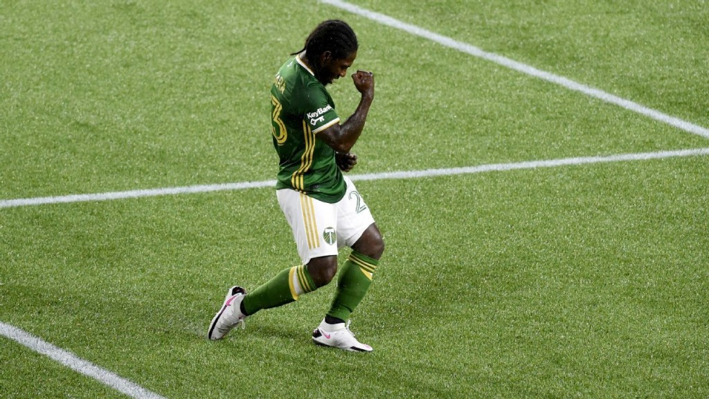 Timbers edge Sounders, forge tie atop Western Conference