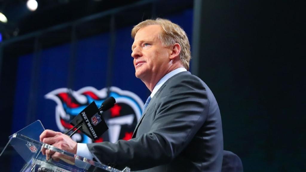 Equipos de la NFL se preparan para un Draft virtual
