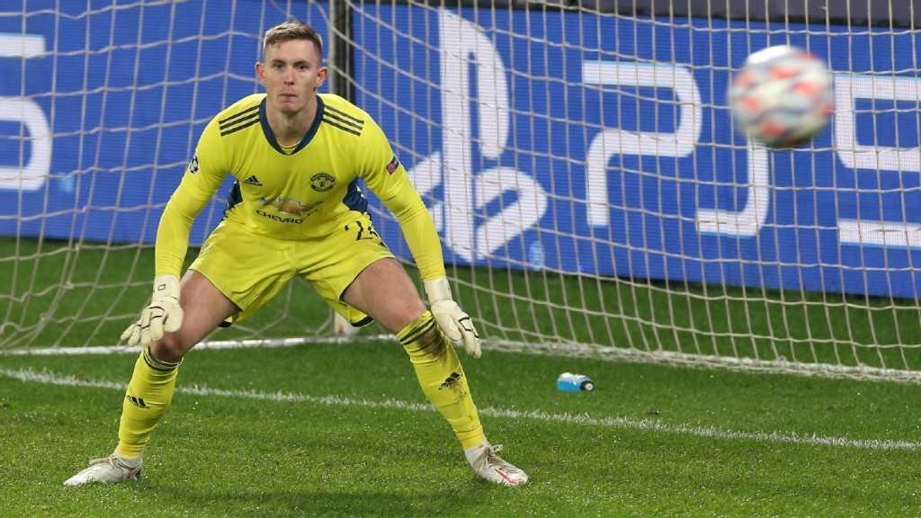 Man United's Solskjaer: Henderson can be one of world's best goalkeepers