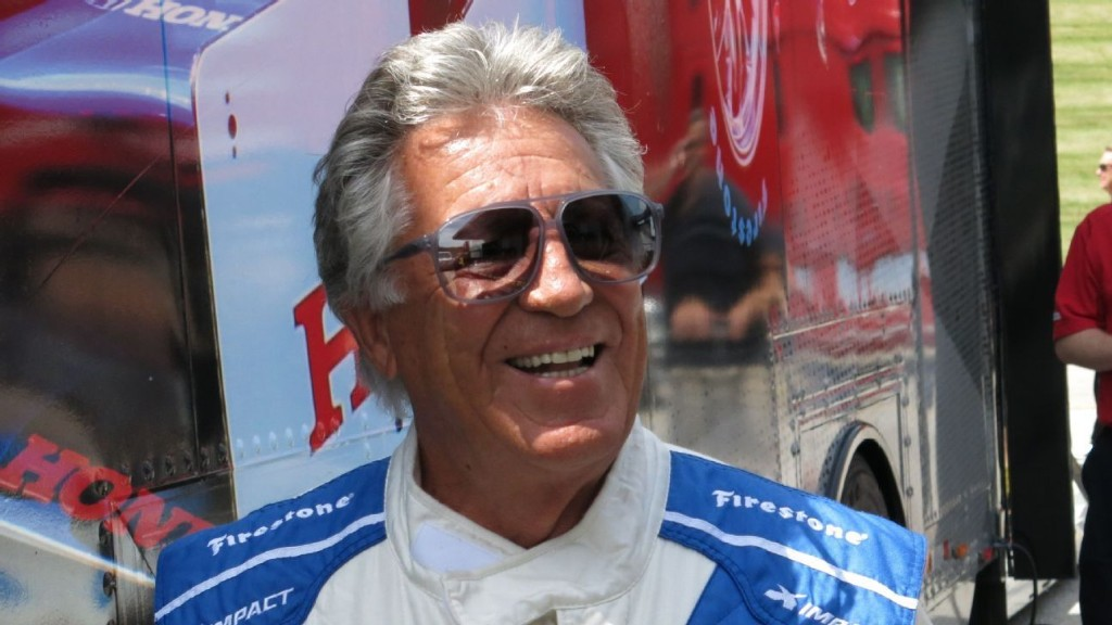 The Race All-Star Series: How to watch Mario Andretti compete virtually with other racers
