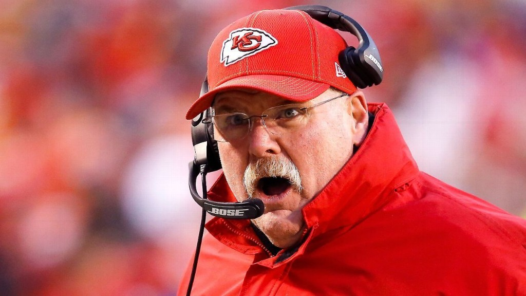 Chiefs coach Andy Reid's legacy is on the line in Super Bowl LIV