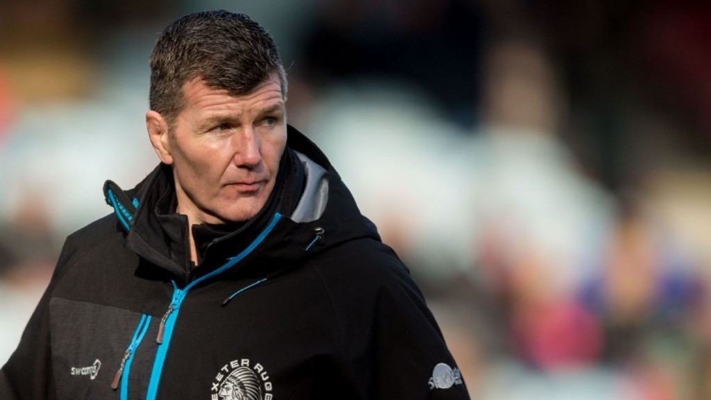 Rugby training safer than visiting supermarket - Exeter Chiefs boss