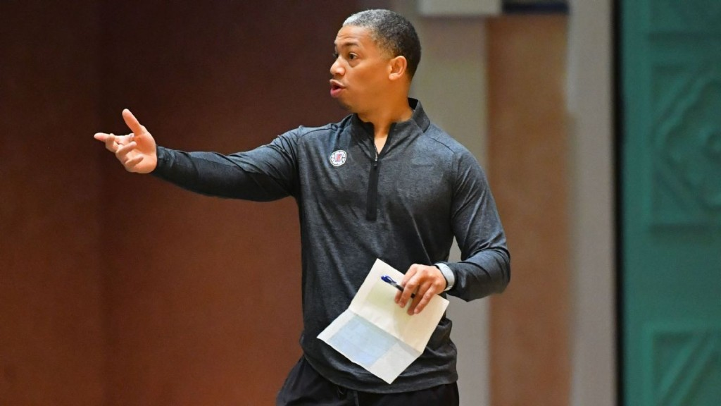 Sources: Ty Lue agrees to five-year deal to coach LA Clippers
