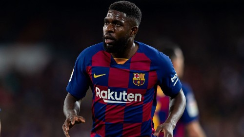 LIVE Transfer Talk: Man United ahead of Arsenal for Barca defender Umtiti