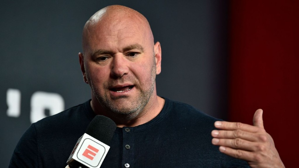 UFC's White named as extortion victim in lawsuit