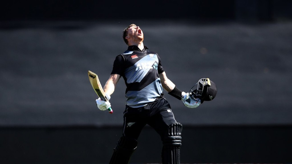 Glenn Phillips shades Colin Munro's record for fastest T20I ton by a New Zealander