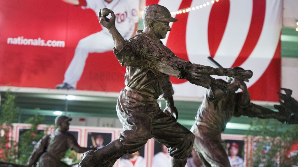 Senators, Nationals and the Big Train: Why this World Series is special