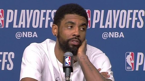 Kyrie Irving finally has his playoff moment for Celtics
