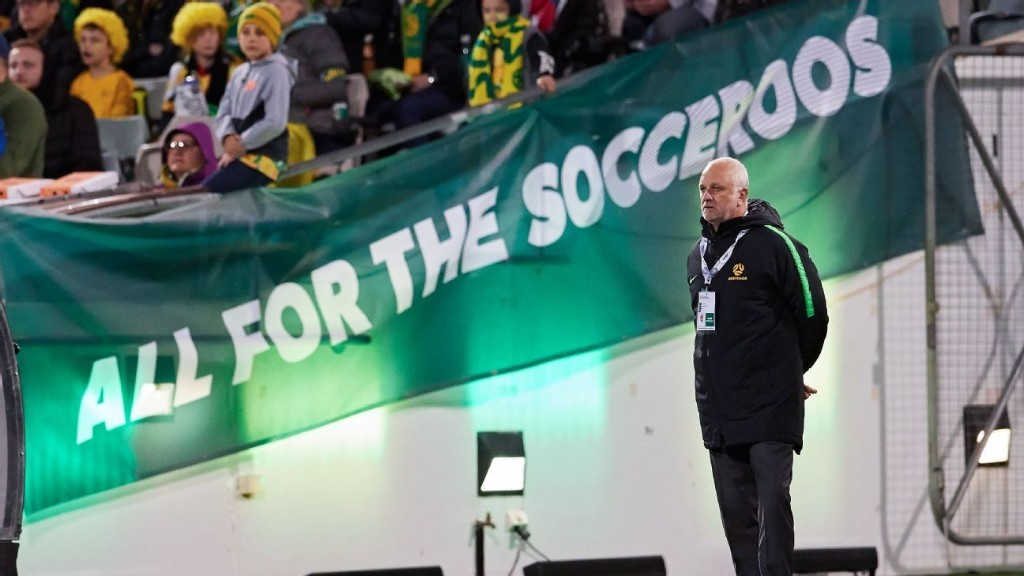 Socceroos boss Graham Arnold turns down approach from FC Seoul