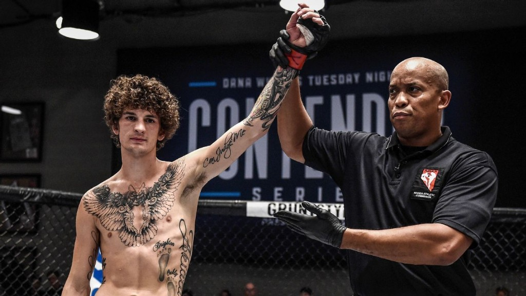 As Season 4 begins, who are the top UFC prospects produced by 'Dana White's Contender Series'?