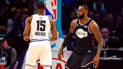 LeBron, Kemba and the most lopsided rivalry in sports