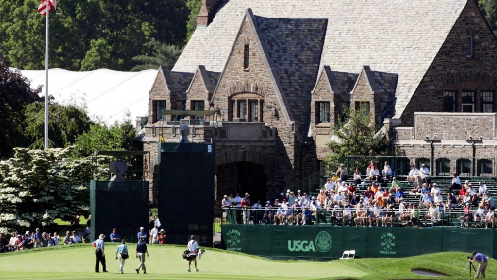 No fans at September's U.S. Open at Winged Foot in New York, USGA says