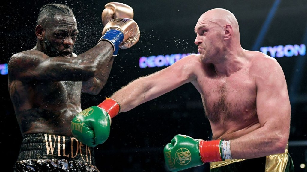 Battle of the Heavyweights
