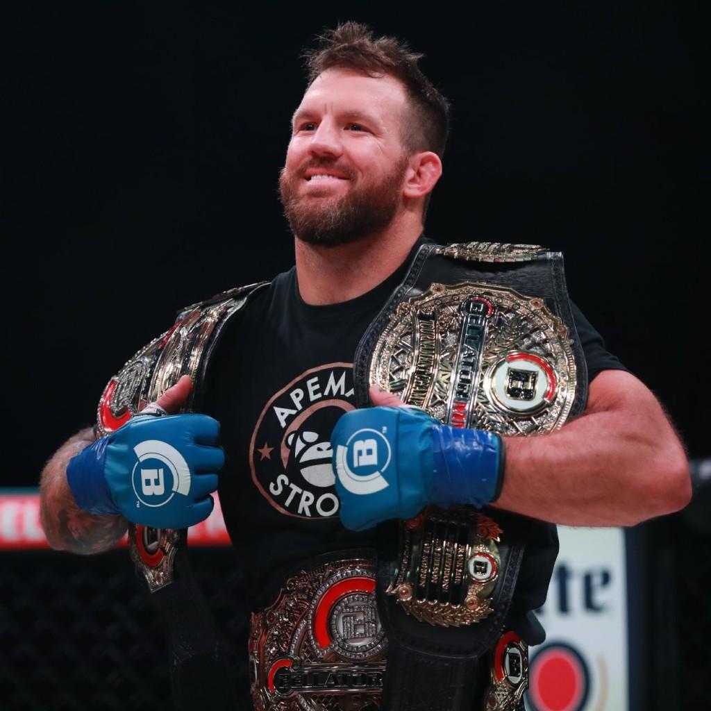 Bader to defend title vs. Nemkov at Bellator 244