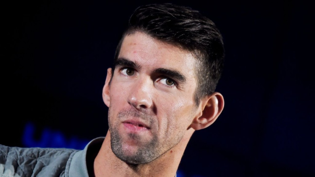 Michael Phelps: 'This is the most overwhelmed I've ever felt'