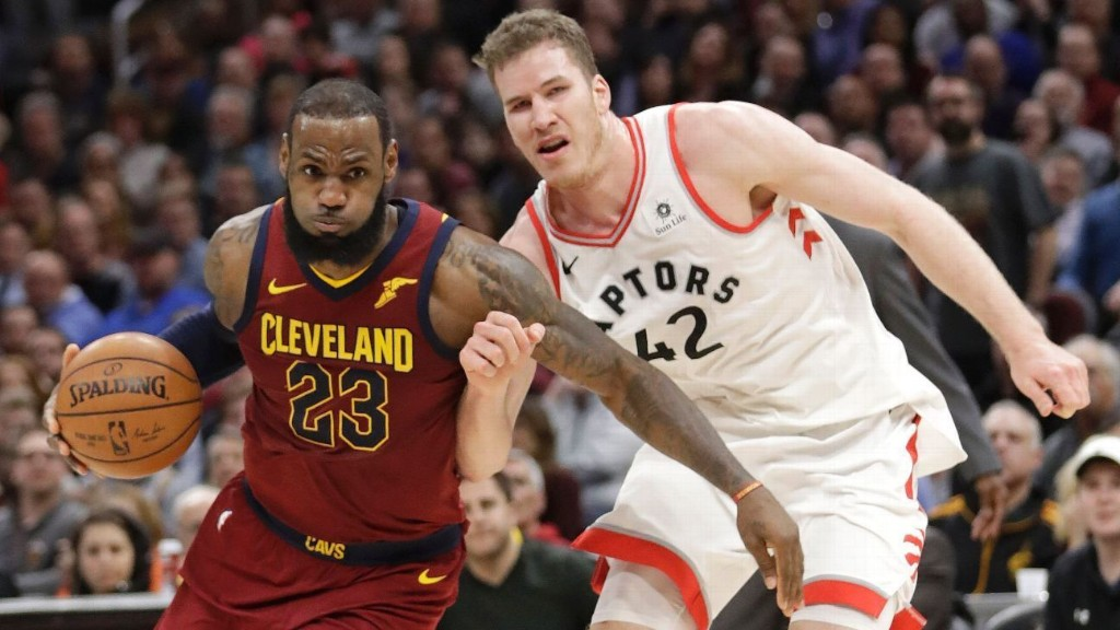 LeBron James, Cavaliers give Raptors something to think about