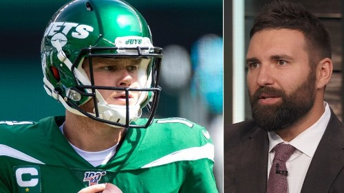 Jets QB Darnold ruled out indefinitely with mono