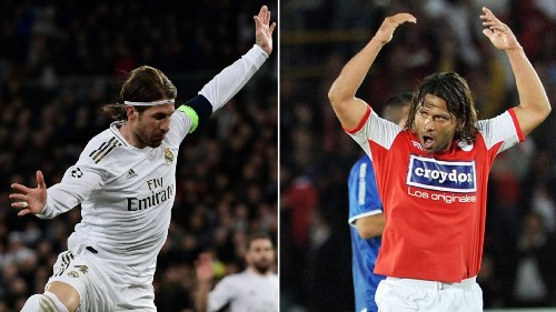 Ramos' 26th red card not even close to record held by 'The Beast'